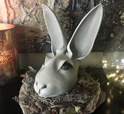 Rabbit Heads