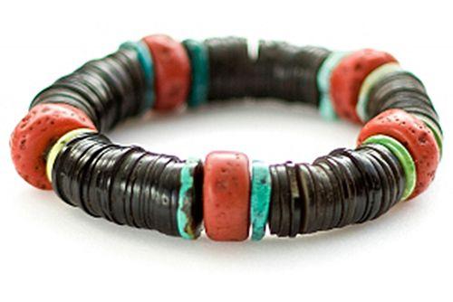 Contemporary Ethnic Bracelet