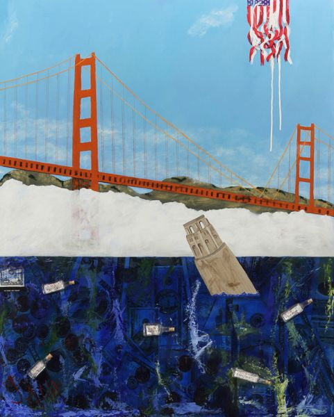 San Francisco Commits Suicide