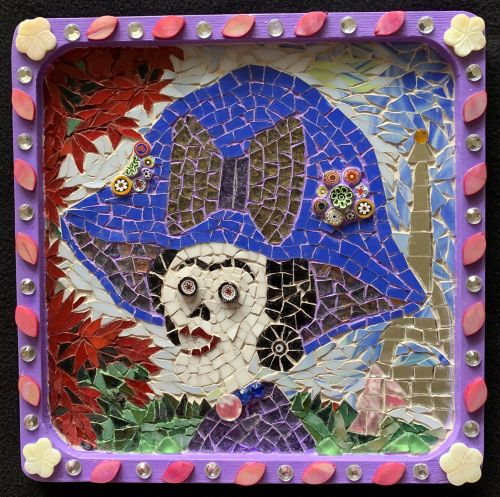 Day of The Dead Collection: Coco Channel (3 of 9 mosaics)