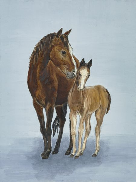 Oyako (親子) Connections - Mare & Foal