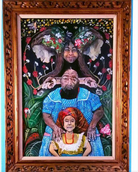 Hijas de la Tierra (Daughters of the Earth)