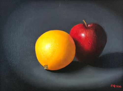 Apple and Orange #1