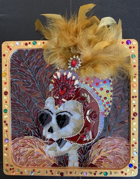 Day of the Dead Collection: Carnival in Uruguay (12 of 12 mosaics)
