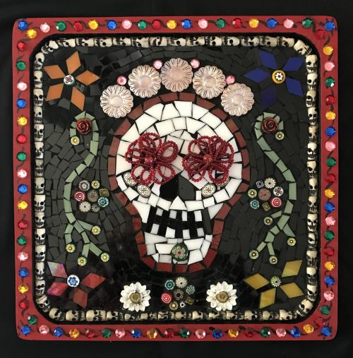 Day of The Dead Collection: COCO (1 of 12 mosaics)