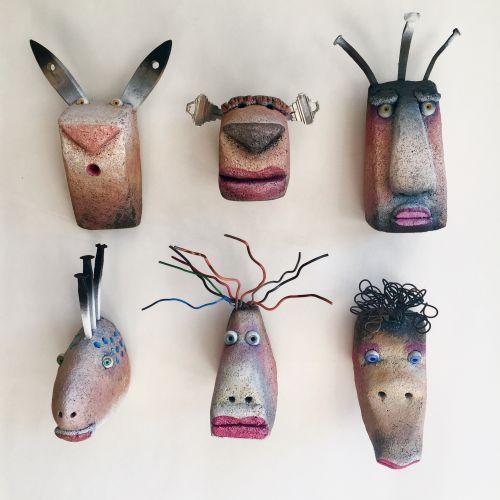 Little Heads Series