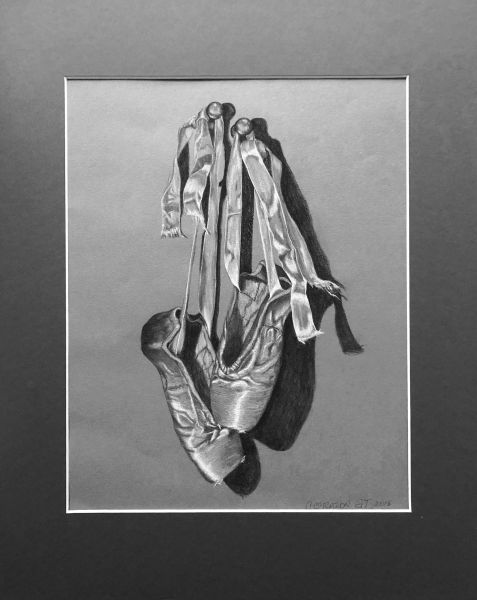 Ballet Shoes #2