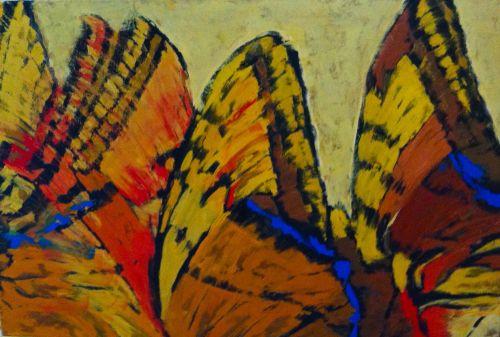 Wings    24 x 36