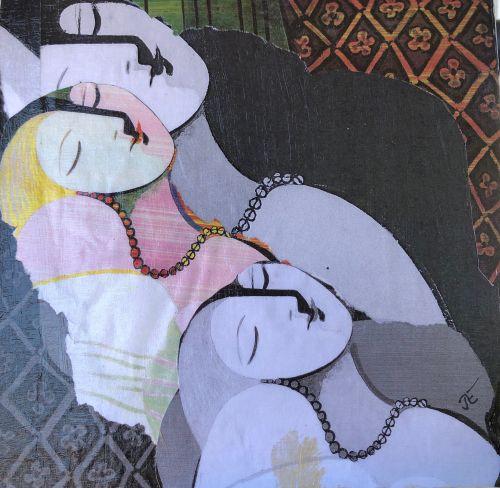 Dream of Marie Louise, P S #16