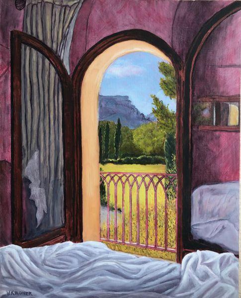 Sacred Spaces - Moustier Sainte Marie