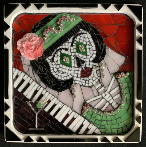 Day of The Dead Collection: Berlin Cabaret (7 of 9 mosaics)