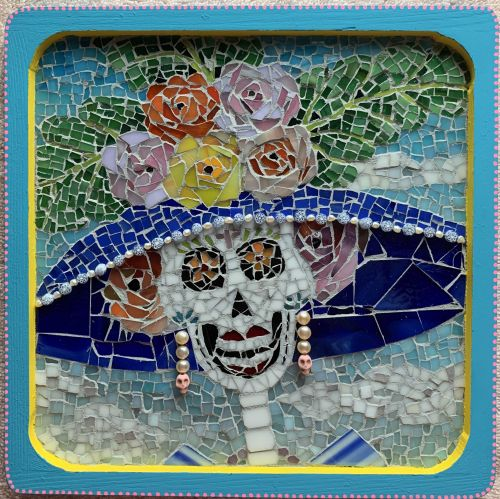 Day of the Dead Collection: Catrina (11 of 12 mosaics)