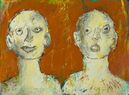 Beside Herself with Melancholy