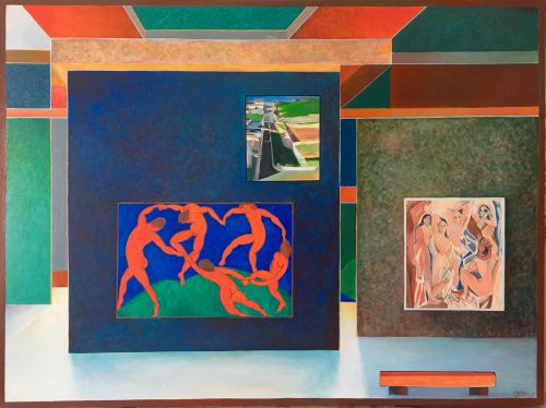 Essence of Truth: Diebenkorn, Matisse and Picasso