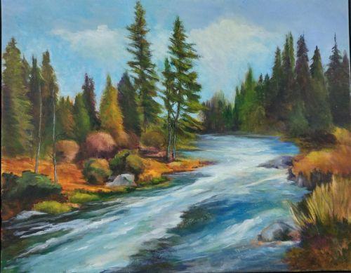 Rushing Creek