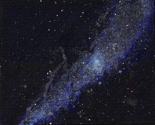Carroll's Milky Way