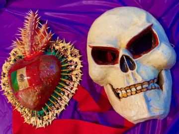 Sacred Heart & Mask Making in the Mexican Tradition Workshop