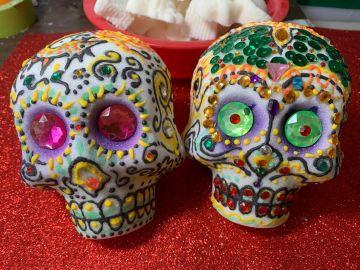 Mexican Sugar Skulls: History and Creation