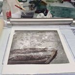 Hand Print . . . Monoprint Workshops