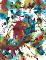 Intuitive Painting: Watercolor and/or Fluid Acrylic Wet-on-Wet
