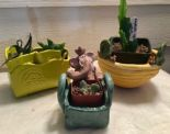 Make it in Clay: Planters Workshop