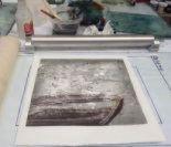Hand Print . . . A Monoprint Workshop