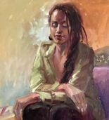 The Portrait & The Figure: Developing your own style of painting the figure