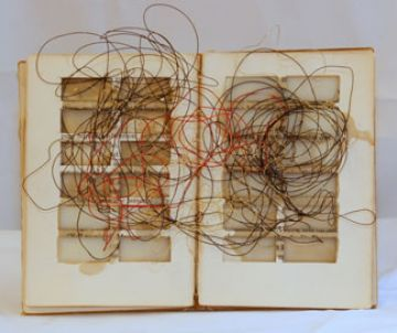 3rd Annual ALTERED BOOK AND BOOK ARTS SHOW