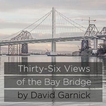 Thirty-Six Views of the Bay Bridge by David Garnick