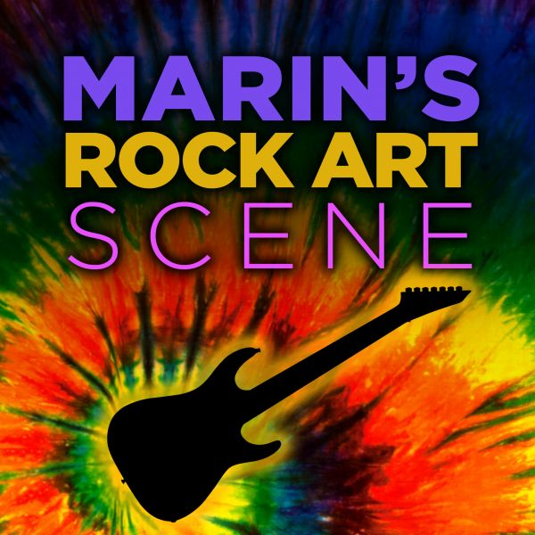 Marin's Rock Art Scene